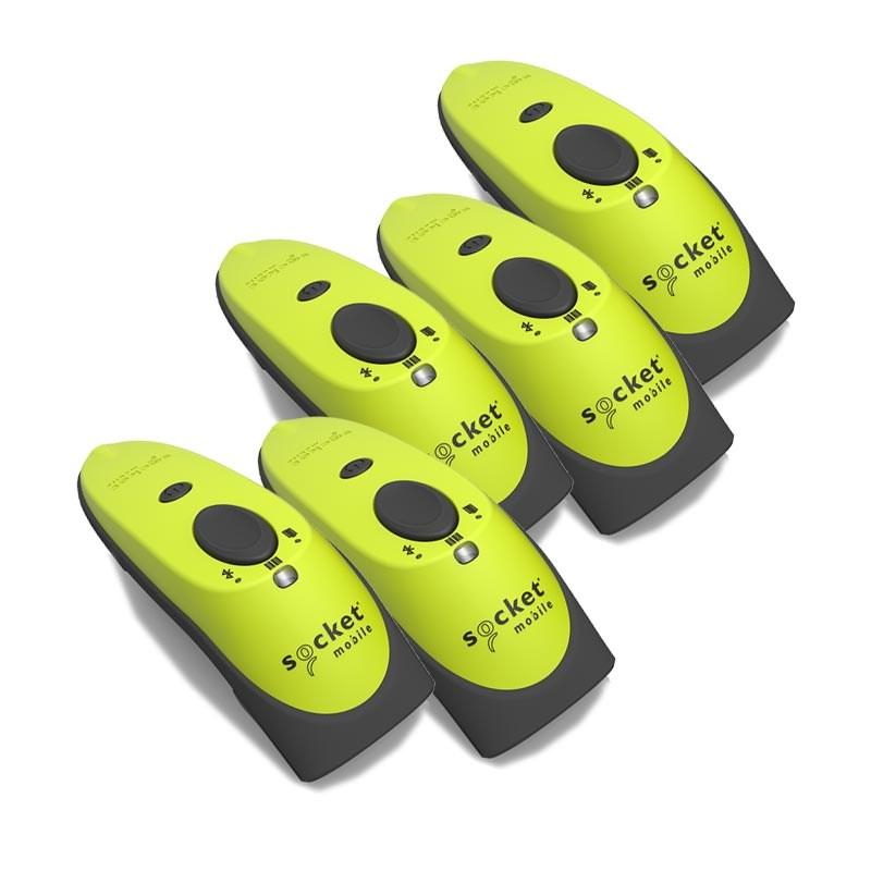Durascan D750 2D Barcode Scanner - Neon Green (50 Pack Bulk)