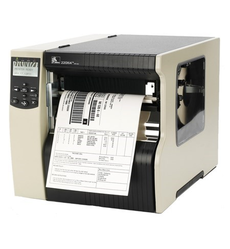 Zebra 220Xi4 High-Volume Barcode Label Printer | The Barcode